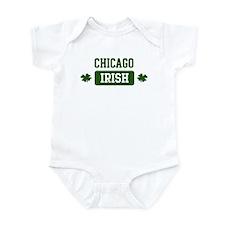 Chicago Irish Infant Bodysuit