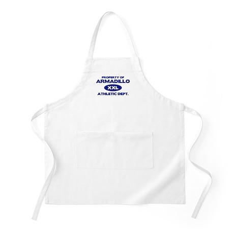 Armadillo BBQ Apron