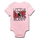 Little Dive Buddy Infant Bodysuit
