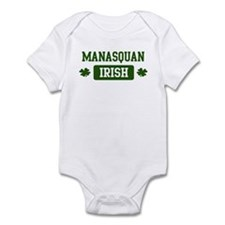 Manasquan Irish Infant Bodysuit