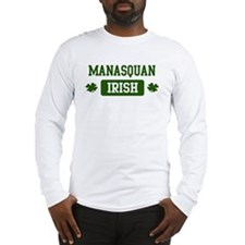 Manasquan Irish Long Sleeve T-Shirt