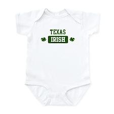 Texas Irish Infant Bodysuit