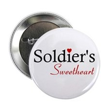 Soldier's Sweetheart Button