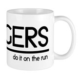 Jogger Joke Mug