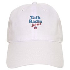 Talk Radio Junkie Baseball Cap