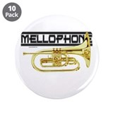 "Mellophones 3.5"" Button (10 pack)"