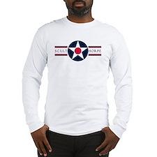 RAF Sculthorpe Long Sleeve T-Shirt