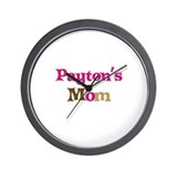 Payton's Mom Wall Clock