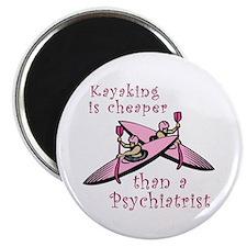 Kyaking is Cheaper Magnet
