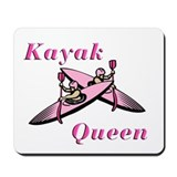 Kayak Queen Mousepad