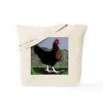 Sex-link Hen Tote Bag