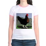 Sex-link Hen Jr. Ringer T-Shirt
