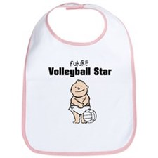 Future Volleyball Star (Boy) Bib