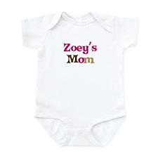 Zoey's Mom Infant Bodysuit