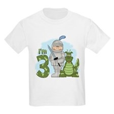 Dragon Knight 3rd Birthday T-Shirt