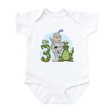 Dragon Knight 3rd Birthday Infant Bodysuit