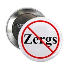 No Zergs Button