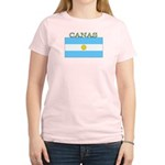 Canas Argentina Flag Women's Light T-Shirt