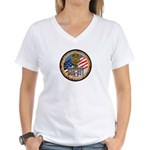 D.E.A. Germany Women's V-Neck T-Shirt