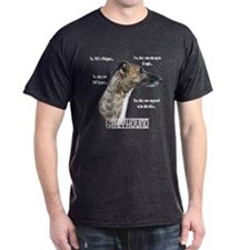 Greyhound FAQ T-Shirt