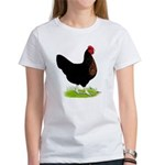 Black Sex-link Hen Women's T-Shirt