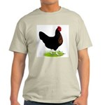 Black Sex-link Hen Light T-Shirt