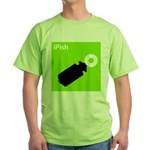 iPish (green) Green T-Shirt