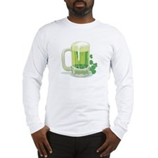 Green Beer Long Sleeve T-Shirt
