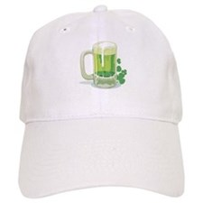 Green Beer Baseball Cap