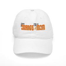 I Wear Orange For My Mom 6 Baseball Cap