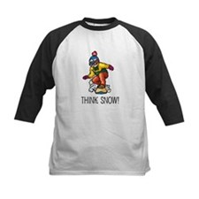 Think Snow Snowboarding Tee