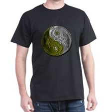 Dragons Yin-Yang T-Shirt