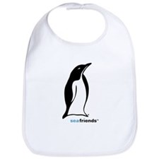 SeaFriends-Penguin Bib