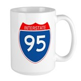 Interstate 95 Mug