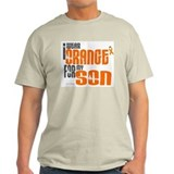 I Wear Orange For My Son 6 T-Shirt