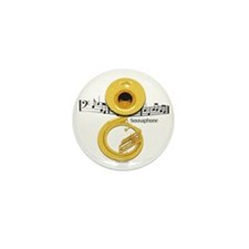 Sousaphone Music Mini Button (10 pack)