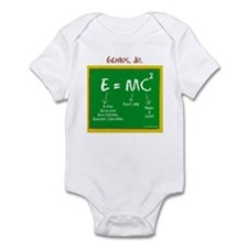 Genius, Jr Infant Bodysuit