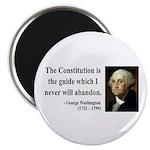 George Washington 4 Magnet