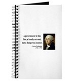 George Washington 1 Journal