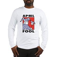 April Fool's Day Long Sleeve T-Shirt