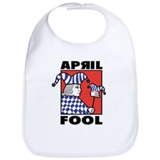 April Fool's Day Bib