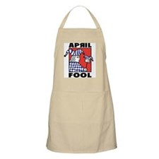 April Fool's Day BBQ Apron