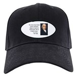 James Madison 9 Black Cap