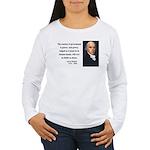 James Madison 9 Women's Long Sleeve T-Shirt
