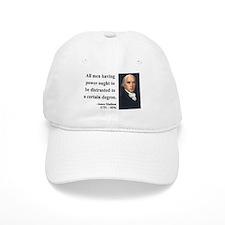 James Madison 1 Baseball Cap