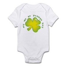 1st St. Paddy's Day Infant Bodysuit