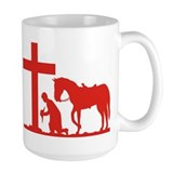 COWBOY PRAYER Mug