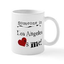 Los Angeles Loves Me Mug