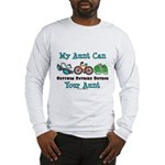 Aunt Triathlete Triathlon Long Sleeve T-Shirt