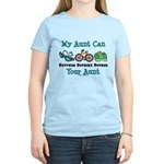 Aunt Triathlete Triathlon Women's Light T-Shirt